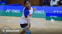 戈比昌德15岁女儿入围亚运会,随辛德胡、内维尔参赛