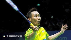世锦赛男单看点分析,李宗伟躲过了所有中国选手
