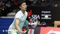 韩悦2-1胜磋楚沃,汤金华/任翔宇被淘汰丨新加坡赛1/8决赛