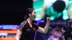 高昉洁打入决赛,周天成淘汰乔斌|新加坡赛半决赛
