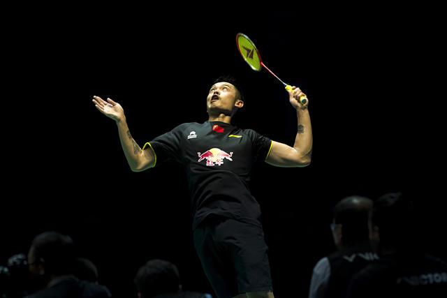 林丹VS萨米尔·维尔马 2018羽毛球世锦赛 男单1/16决赛明仕亚洲官网