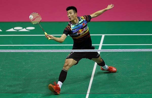 谌龙VS西本拳太 2018羽毛球世锦赛 男单1/8决赛视频