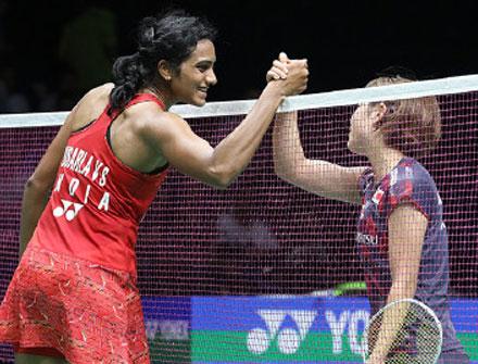 辛德胡VS山口茜 2018羽毛球世锦赛 女单半决赛视频