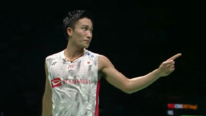 桃田贤斗VS石宇奇 2018羽毛球世锦赛 男单决赛视频