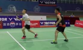 赖广/朱常宝VS余大庆/徐升 2018双雄会混合团体赛 混合团体决赛视频