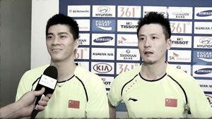 回顾2014年仁川亚运会,风云组合最后一次参赛
