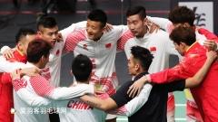 男团决赛看点分析丨中国vs印尼,石宇奇能否稳住一单
