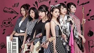 印尼JKT48美少女组合助阵亚运,现场表演歌舞秀