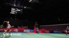 """王子维体验东京奥运羽球馆,""""比全英场馆还大  球速相对慢"""""""
