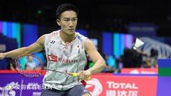 日本公开赛半决赛对阵出炉,桃田贤斗再战安赛龙
