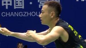 塞蒂亚万/阿山VS刘成/张楠 2018中国公开赛 男双1/16决赛视频