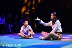 """羽过天晴,跨界启程!首演舞台剧,王仪涵展现""""坚韧的羽毛"""""""