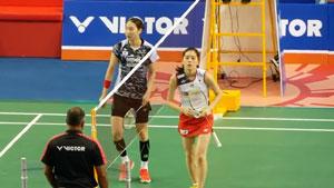 【低视角】韩国公开赛,成池铉vs大堀彩