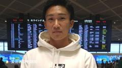 桃田贤斗承认行为轻率,会用比赛成绩证明自己