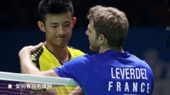法国赛首轮看点丨谌龙战利弗德斯,南成遇泡沫