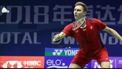 安賽龍受傷將休息2個月,或無法參加中國福州、香港公開賽