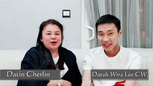 李宗伟首次吐露患病以来心路历程,谈到家人激动哽咽!