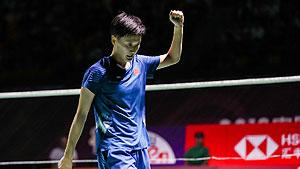 陈雨菲VS奥原希望 2018中国福州羽毛球公开赛 女单决赛视频