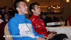 香港赛举行欢迎晚宴,郑思维/黄雅琼宣布退赛