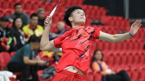 王祉怡VS朴佳恩 2018世界青年羽毛球锦标赛 混合团体决赛视频