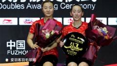 李汶妹/郑雨被韩国组合淘汰|香港公开赛1/8赛